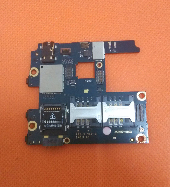 "Original mainboard 1G RAM+8G ROM Motherboard for XIAOMI Hongmi Redmi 1S 3G WCDMA Snapdragon 400 Quad Core 4.7""  HD Free shipping"
