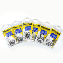 Norway Mustad 39951 fishing hooks demon circle high carbon steel fishing hooks sharp strong rustproof sea carp anzuelos pesca
