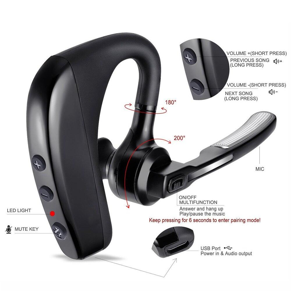 Новейшие беспроводные Bluetooth наушники K10, наушники с шумоподавлением, стерео гарнитура Bluetooth с микрофоном для смартфонов