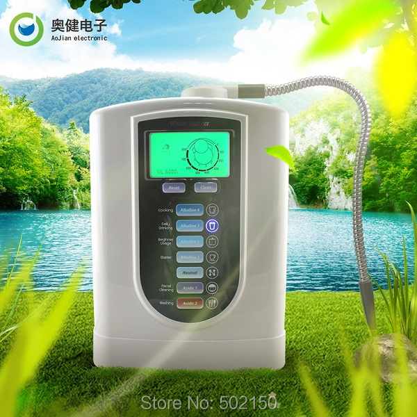 WTH-803 meilleures vente d'eau alcaline purfiter machine