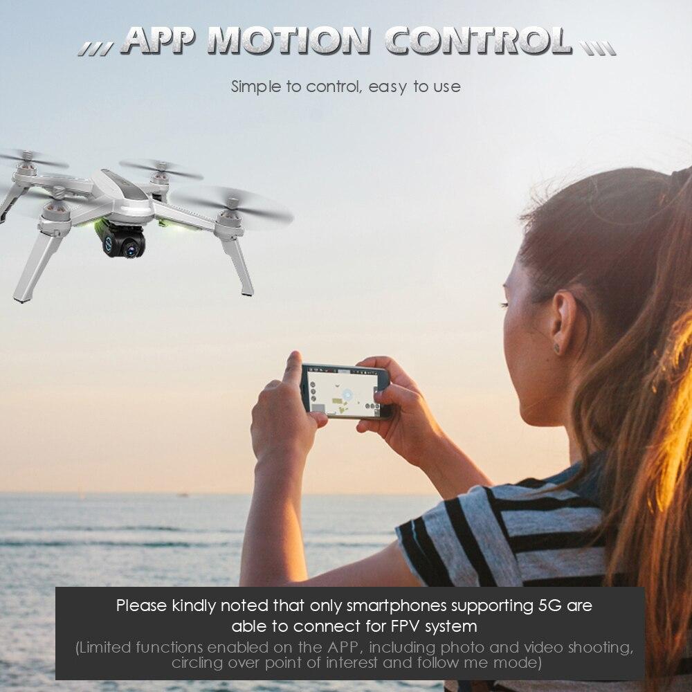 (في الأسهم) الأصلي JJRC JJPRO X5 EPIK FPV RC الطائرة بدون طيار مع كاميرا 1080P كاميرا 5G Wifi GPS اتبعني الارتفاع عقد أجهزة الاستقبال عن بعد-في طائرات هليوكوبترتعمل بالتحكم عن بعد من الألعاب والهوايات على  مجموعة 3