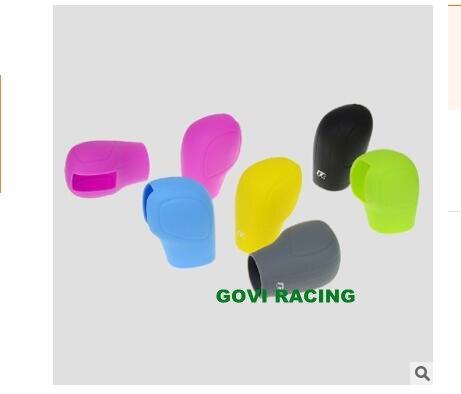 Car  Gear Shift  Colloars  Gear  Knob  Cover With Silicone  4.5x6.x8cm Soufflet De Levier De Vitesse  Gear Shift Covers  For Vw