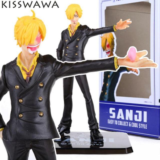 One Piece SANJI PVC Anime Action Figures Toy