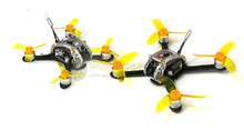 FLY EGG 100 130 2 4G RC indoor mini drone FPV racing quadcopter PNP kit FLYSKY