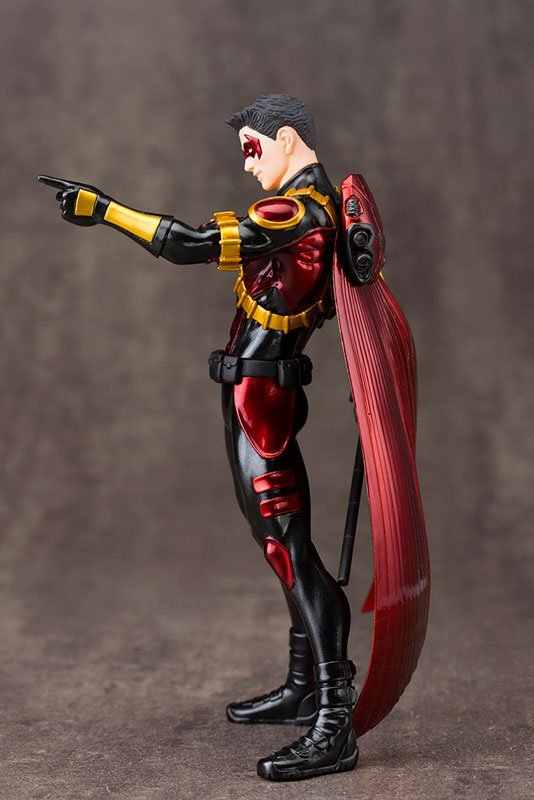 1 pcs 18 CM pvc anime figura ARTFX DC Robin action figure collectible modelo brinquedos brinquedos