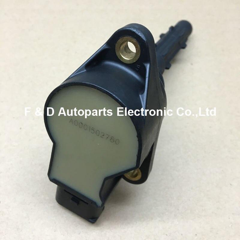 Высокое качество катушки зажигания пакет для MERCEDES C E CLK G GL GLK мл R S SLK класса 000 150 27 80 2729060060 0001502780 A0001502780