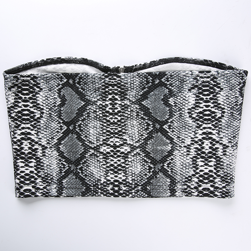 5216e4389e9 Darlingaga Fashion strapless black rhinestone top female bandeau summer sexy  mini tube top vest 2019 off shoulder crop tops newUSD 6.76 piece