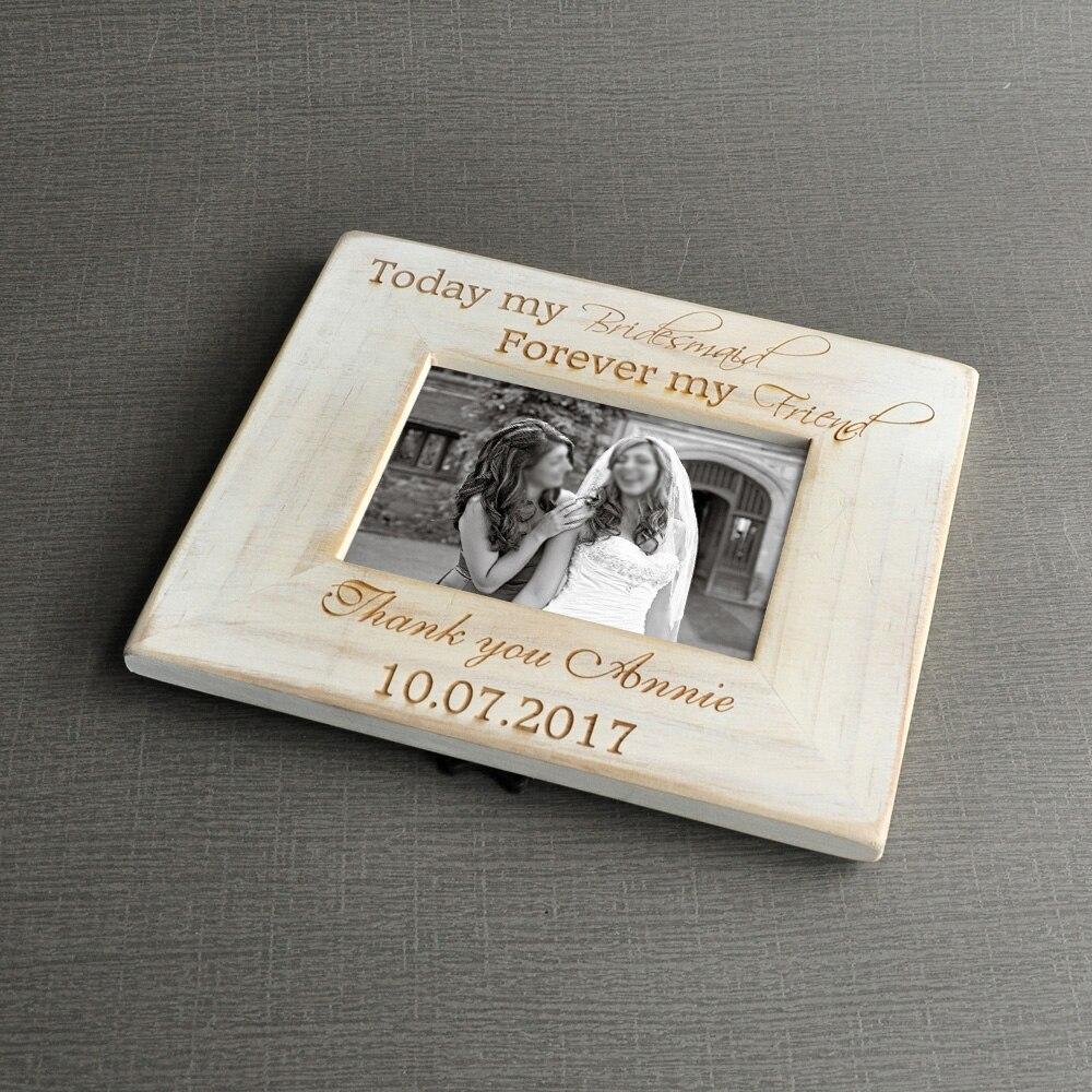 Famous Bridesmaids Picture Frames Composition - Picture Frame Ideas ...