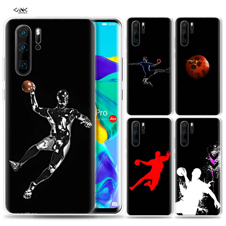 Case for Huawei P30 P20 P10 P9 Mate 10 20 Lite Pro Mobile Cell Phone Bag P Smart Z 2019 Plus Handball P8 P30Pro P20lite P10Lite