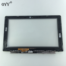 touch screen Digitizer with frame border B shell and small board 11.6