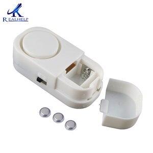Image 3 - Сигнализация окон, домашняя система безопасности, Беспроводная сигнализация для дома, датчик для окон, Alram, переключатель alram, датчик для окон и дверей