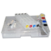 973 973xl Ciss Ink System with ARC Chip for HP Pagewide 452dn 452dw 477dn MFP 477dw 552dw 577dw P55250d P57750dw for HP973