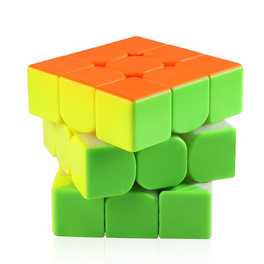 D-FantiX Qiyi Mongfangge Valk 3 Puissance M Magnétique 56mm Vitesse Cube 3x3x3 Professionnel WCA Jeu cube magique Jouets Cadeau - 5