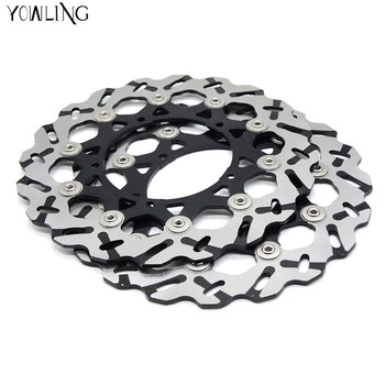 For YAMAHA YZF600 YZF-R6 2003 2004 2005 2006 YZF1000 YZF-R1 2004 2005 2006 Motorcycle Parts Front Floating Brake Discs Rotor