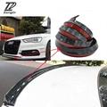 ZD автомобильные Спойлеры для переднего бампера из углеродного волокна для губ Hyundai Tucson 2017 Solaris ix35 i30 Suzuki Swift mitisish ASX Mazda 3 6