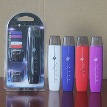 50PCS New G8 Vape pen Kit with 300mAh Battery POD mod rechargeable battery Vape 1ml Big Vapor E cigarette Hookah Vape Pen kit