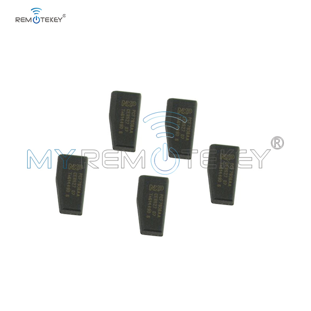 Remtekey 5PCS OEM Transponder ID46 PCF7936AA locked 46LCK chip