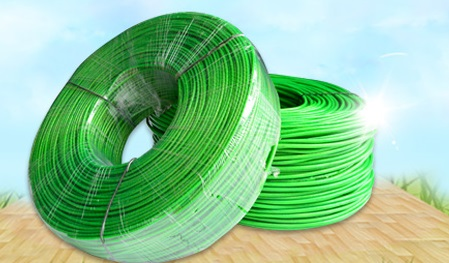 boat Part,marine Hardware Fashionable And Attractive Packages 3-105m Green Pvc Coated Steel Wire Rope Clothesline Greenhouse Cable Hanging Belt Clip 2mm--12mm