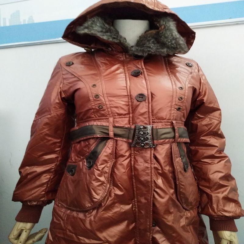 Winter Luxury  Childrwn S Clothing Children Down Jacket Thick Warm Super Large Raccoon Fur Hat Girls Fashion Warm Coat