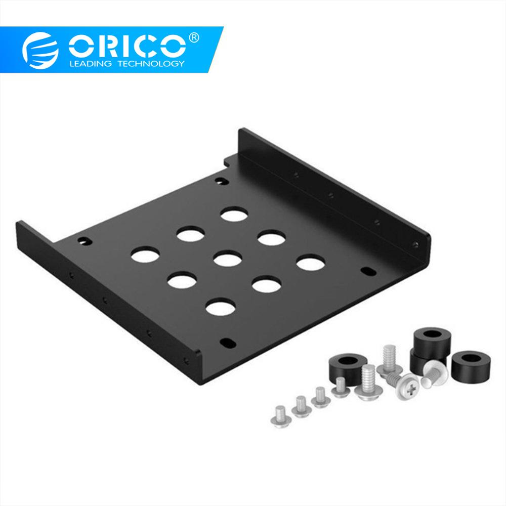 ORICO AC325-1S SSD Solid State Hard Disk 2.5 Inch Rotating 3.5 Inch Hard Disk Rack Aluminum