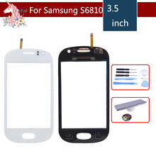 3.5 For Samsung  Galaxy Fame S6810 S6812 Touch Screen Sensor Display Digitizer Glass Replacement