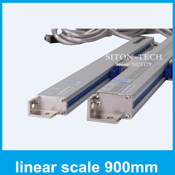 Lathe equipment linear scale rational wta1 0.001mm 900mm high accuracy dro scales for edm machine dri
