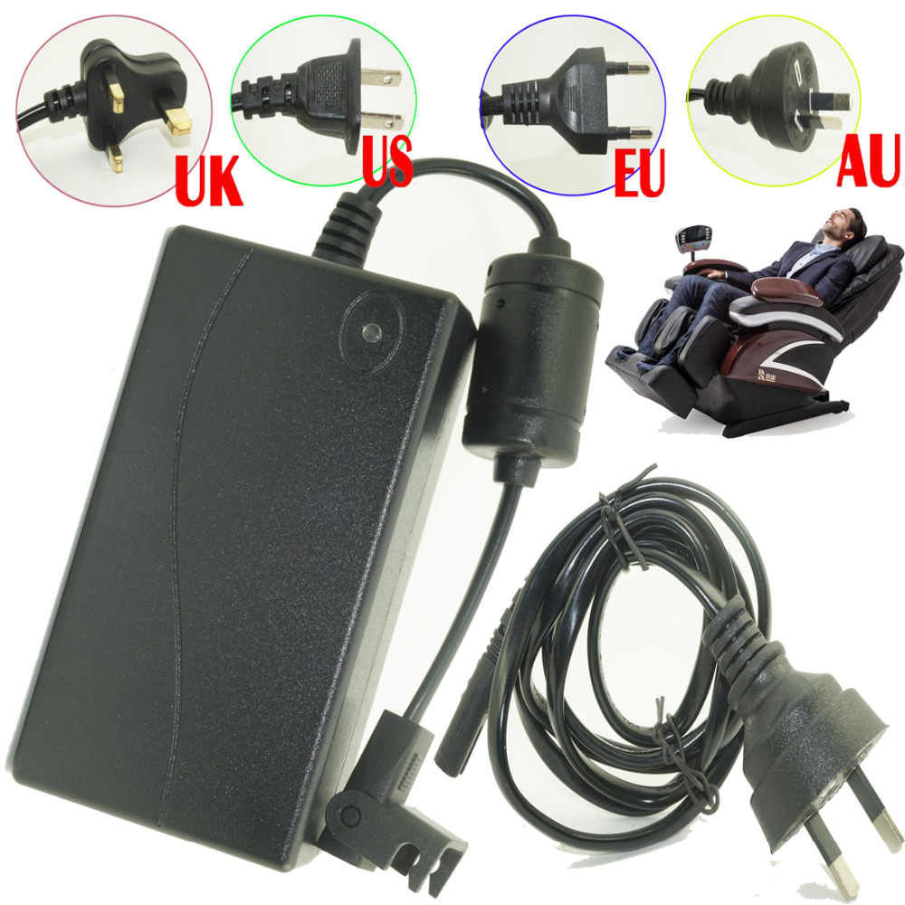 ELECTRICAL SOFA RECLINER LIFT CHAIR POWER ADAPTER CHARGER FOR LIMOSS on