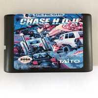 Chase H. Q. II cartucho de juego nueva tarjeta de juego de 16 bits para el sistema Sega Mega Drive/Genesis