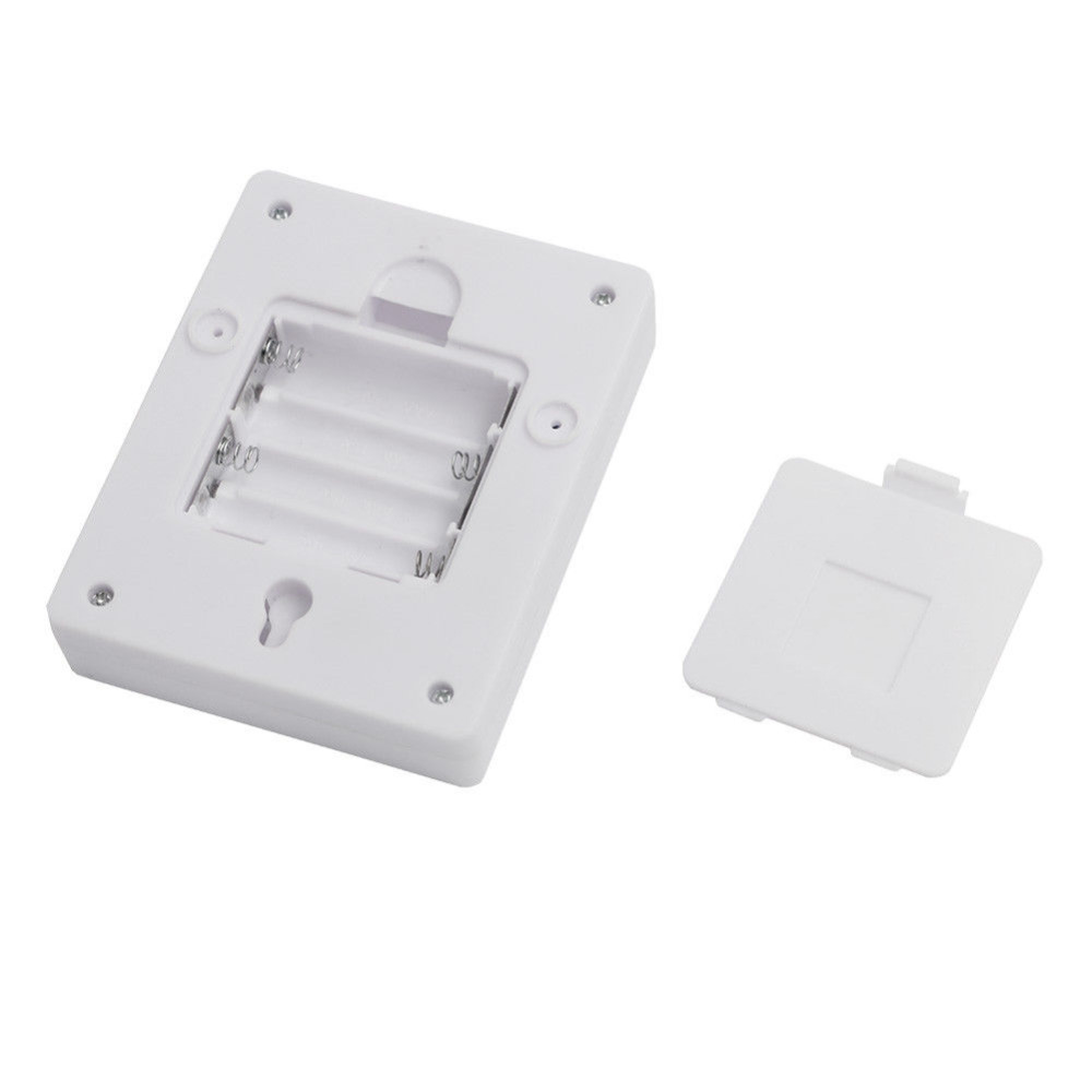 Luzes da Noite 2 pcs magnetic mini cob Formato : Rectangle