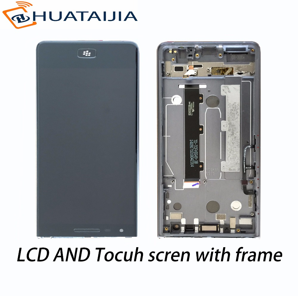 Original Best Quality For BlackBerry Motion LCD screen DIsplay +touch screen digitizer Assembly parts For Blackberry motion