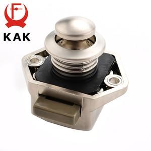 Image 2 - 10PCS KAK Camper Auto Push Lock 20mm RV Caravan Boot Motor Hause Schrank Schublade Latch Taste Schlösser Für möbel Hardware