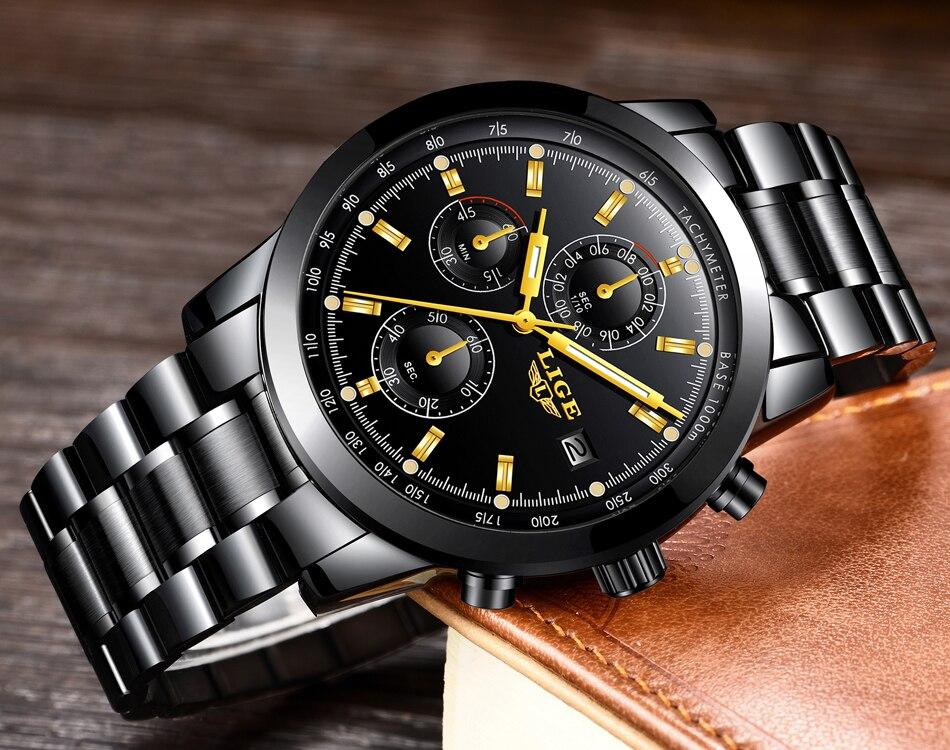 HTB1kfAxodnJ8KJjSszdq6yxuFXad - LIGE Mens Watches Top Brand Luxury Business Quartz Watch stainless steel Strap Casual Waterproof Sport Watch Relogio Masculino