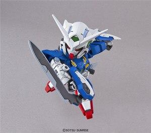 Image 4 - Bandai Gundam 02753 SD BB EXมาตรฐานExiaโทรศัพท์มือถือชุดประกอบชุดตัวเลขการกระทำของเล่นเด็ก