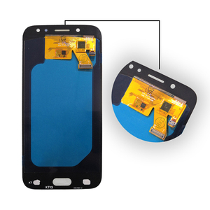 Image 3 - AMOLED For Samsung Galaxy J5 2017 J530 J530F LCD touch screen digitizer Assembly For Samsung Galaxy J530 LCD Screen Repair kit