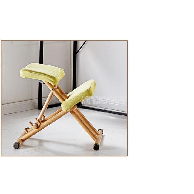 Ergonomic  Armless Chair 3