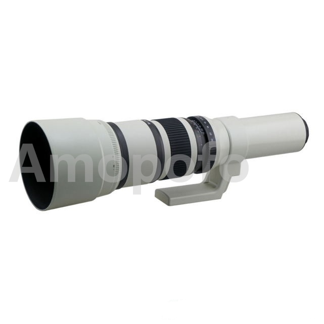Amopofo,500mm F6.3-32 Telephoto Lens For Samsung Galaxy NX NX1 NX3000 NX2000 NX500 NX300 NX210 Camera amopofo 500mm f6 3 32 telephoto lens for pentax k10d k20d k7 k5 kr km kx k30 k50 camera