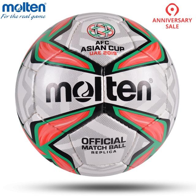 302c5485c 2019 Molten Asia Soccer Ball High Quality Professional Size 4 Size 5  Football League Balls Sport Training Match bola de futebol