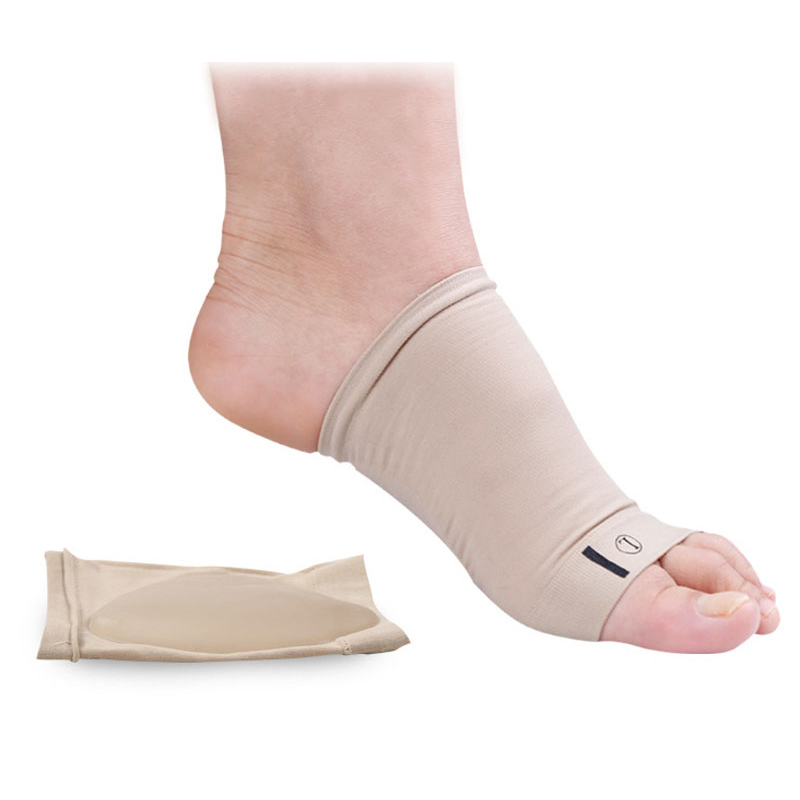 3 Pair Foot Care Tool Plantar Fasciitis Arch Support Sleeve Cushion Pads Flat Feet Orthopedic Insoles For Shoes Arch Orthotics