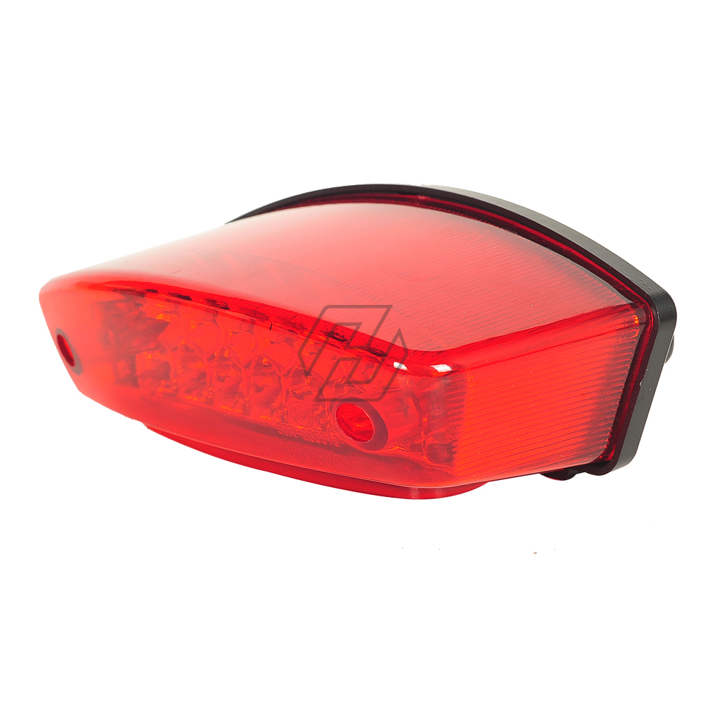 Red Motorcycle LED Brake Light Taillight License Plate Lights case for DUCATI MONSTER M400 M750 M900 M1000 S4R Red Motorcycle LED Brake Light Taillight License Plate Lights case for DUCATI MONSTER M400 M750 M900 M1000 S4R