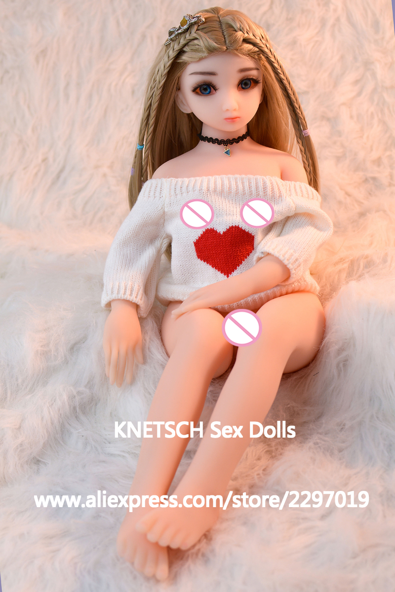 KNETSCH 68cm Top Quality Real Silicone Sex Dolls Full Size Lifelike vagina Love Dolls Japanese Anime Real Dolls Sex Toys For Men