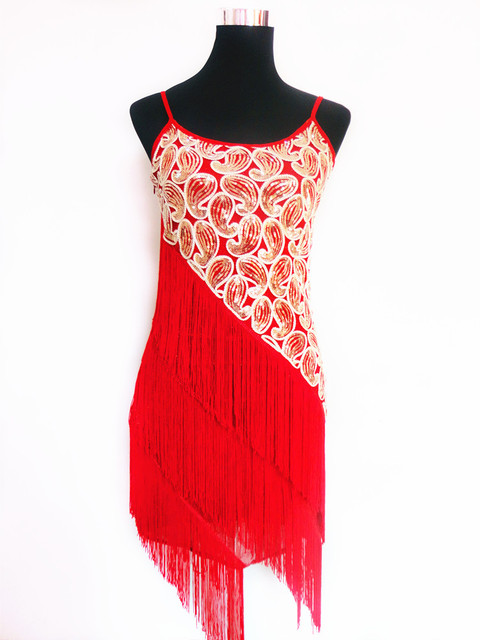 Sequin Tassel Great Gatsby Dress