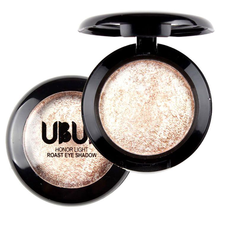 Новый сингл запеченный длительный порошок тени для век палитра теней для век макияж 12 цветов Maquiagem WY5 B1