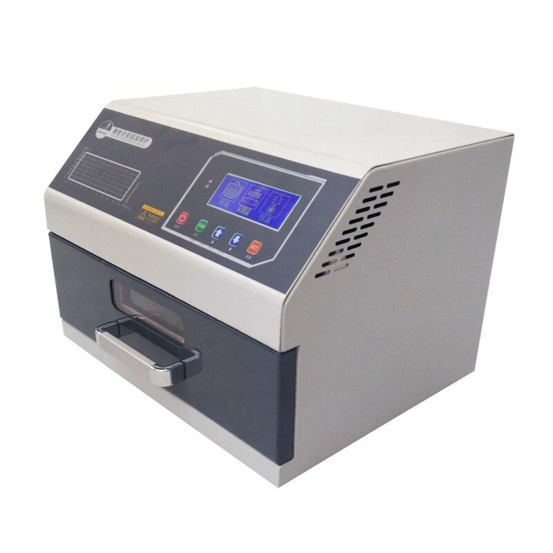 LY 962A Display Digital Programável 1600 W SMT Forno de Refusão BGA Máquina Retrabalho