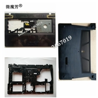 used Laptop Bottom Base Cover for Lenovo Ideapad Y500 Y510 Y510P Palmrest Upper Case Cover NO Touchpad AP0RR00050