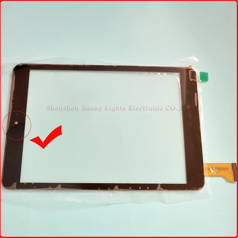 New 7'' inch Tablet Capacitive Touch Screen Replacement For Wolder miTab live Digitizer External screen Sensor Free Shipping 10pcs lot free shipping 9 inch quad core tablet epworth w960 xn1352v1 dedicated touch screen capacitive screen external screen