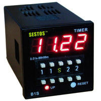 Sestos Coded Switch Digital Timer With Omron Relay Output Ce 110 220V B1s