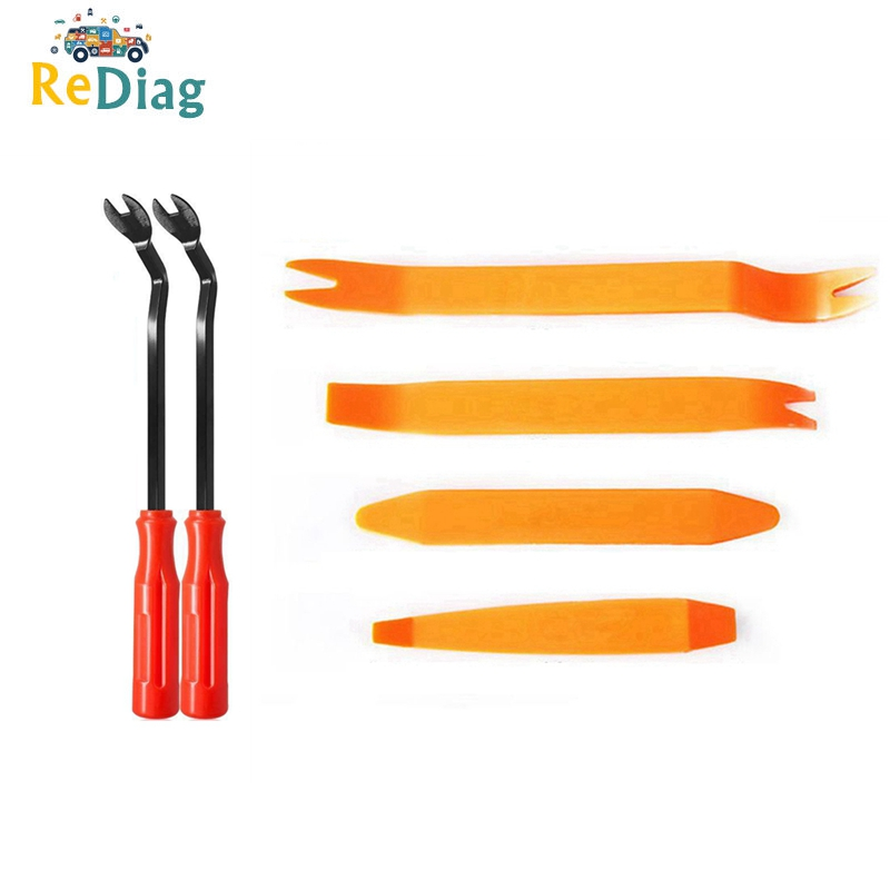 Removal Tool Kit Repair Disassembly Tools Set Auto Car DVD Stereo Refit Kits Interior Plastic Trim Panel Dashboard Installation