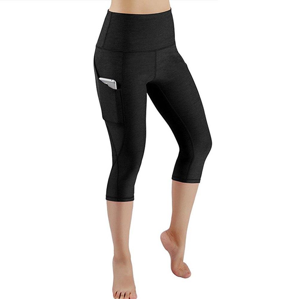 Frauen Pint Hosen Fashion Workout Leggings Fitness Sport Gym Lauf Sportlich Hosen Heißer Verkauf Pantalons gießen dames