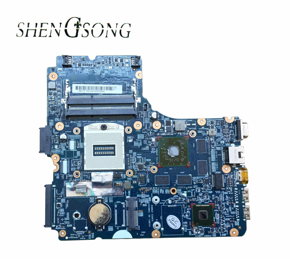 734083-001 734083-501 734083-601 For HP 450 Probook 450-G1 probook 470 Probook 440 notebook motherboard Tested OK 744007 001 744009 001 744016 001 laptop motherboard for hp probook 650 g1 pc mainboard hm87 gm 6050a2566301 mb a03 100% tested