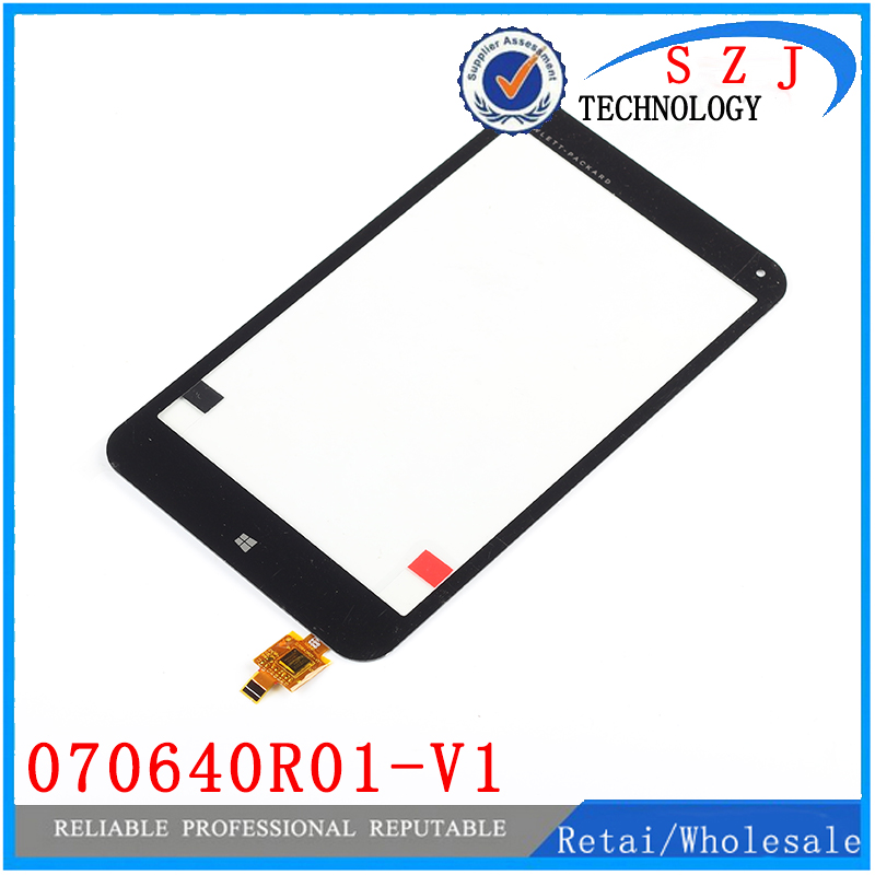 New 7 inch Tablet 070640R01-V1 for HP Stream Touch Screen Digitizer Glass Touch Panel Sensor Replacement Free Shipping new touch screen for 7 inch dexp ursus 7e tablet touch panel digitizer sensor replacement free shipping